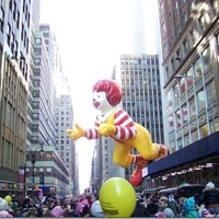 Photo taken at Macy's Parade Celebrity Rehearsals by Rugi (Sebnem Shirley Arslan) on 10/25/2012