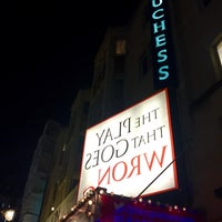 Photo taken at Duchess Theatre by Roman A. on 3/4/2015