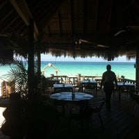 Photo taken at Negril West End by Neill D. on 10/10/2012