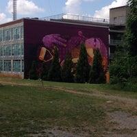 Das Foto wurde bei Atlanta BeltLine Corridor at Memorial Drive von Neill D. am 5/31/2014 aufgenommen