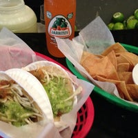 Photo taken at Taqueria Lower East Side by George C. on 6/20/2013
