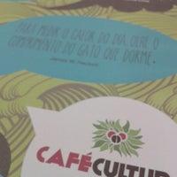 Foto tirada no(a) Café Cultura por André M. em 1/25/2014