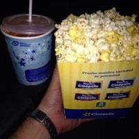 Photo taken at Cinépolis by Marco Antonio G. on 7/28/2015