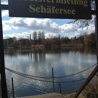 4/7/2013 tarihinde Agaziyaretçi tarafından Schäfersee-Park'de çekilen fotoğraf