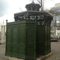 Photo taken at Tegel-Center by Aga on 4/11/2013