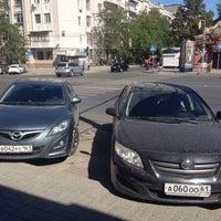 Photo taken at Сбербанк by Boriso4ka on 9/19/2015