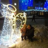 Photo taken at Салон меблів Нова by Taras K. on 1/24/2013