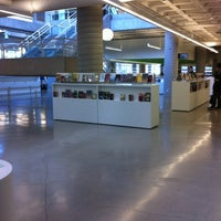 Photo taken at Central Branch Hamilton Public Library by Charneal D. on 10/12/2012