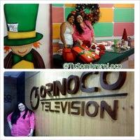 Photo taken at ORINOCO Televisión by TuSombreroLoco on 12/10/2012