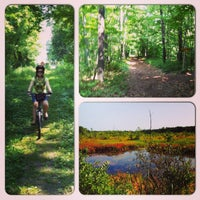 Photo taken at Iroquois National Wildlife Refuge by Антон Р. on 8/10/2014