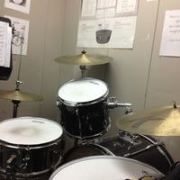 Photo taken at Practice Rooms Pellissipi State Community College by Noah on 3/29/2013