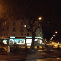 Photo taken at Neuweilerplatz by Franziska on 1/15/2013