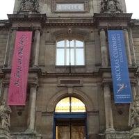Photo prise au Musée des Beaux-Arts par Christophe A. le2/3/2013