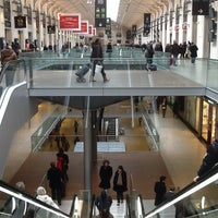 Photo taken at Paris Saint-Lazare Railway Station by Christophe A. on 3/18/2013