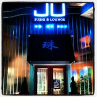 Photo taken at Ju Sushi & Lounge by TriStarz on 11/10/2012