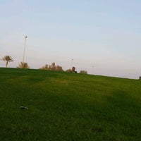 Photo taken at Doha Golf Club by Mostafa E. on 10/5/2012