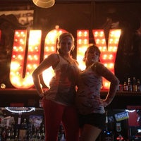Photo taken at Coyote Ugly Saloon - Oklahoma City by Matt C. on 10/22/2012