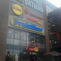Photo taken at Stadtsparkasse Düsseldorf by Baby B. on 10/17/2012