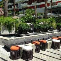 Photo taken at La Concha A Renaissance Resort by Wen T. on 4/8/2013