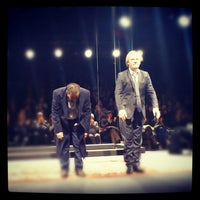 Photo taken at Teatre La Villarroel by Rosana .. on 1/18/2013