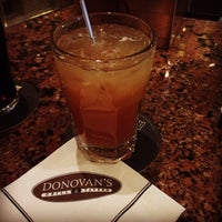 Photo taken at Donovan's Grill & Tavern by Ve K. on 3/31/2015
