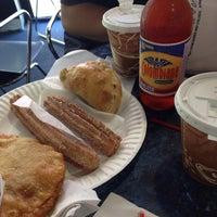Photo taken at La Nueva Bakery by Ve K. on 7/7/2014