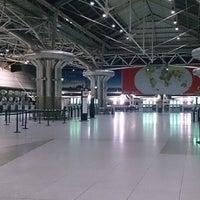 Photo taken at Lisbon Humberto Delgado Airport (LIS) by Dmitry Y. on 8/26/2013