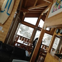 Photo taken at Rude Chalet Morzine by Kris T. on 2/8/2013