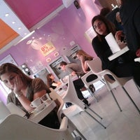 Photo taken at Yogurcity by Ludmila S. on 11/14/2012