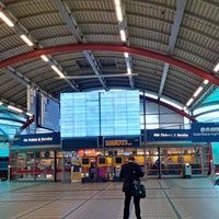Photo taken at Utrecht Central Station by Dennis R. on 7/2/2013
