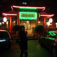Photo taken at Jin Feng by Antonio R. on 10/13/2012