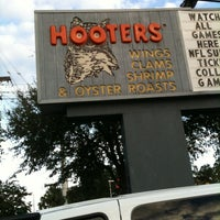 Photo taken at Hooters by Debi T. on 10/14/2012