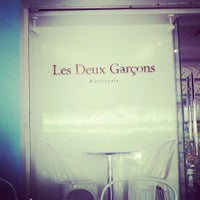 Photo taken at Les Deux Gracons by youyou on 7/8/2013