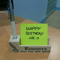 Photo taken at Juatco Law Offices by Atty. Watcors on 6/19/2015