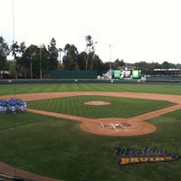 Photo taken at Jackie Robinson Stadium by Kevin S. on 5/8/2013