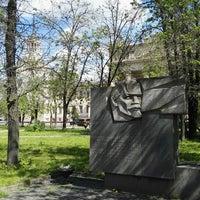 Photo taken at сквер около ипподрома by Артём Ж. on 5/26/2017