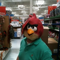 Photo taken at Walmart Supercenter by Tricia C. on 11/5/2012