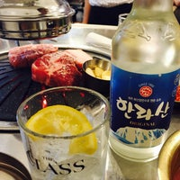 Photo taken at 효자동목고기 by jeong d. on 6/5/2015
