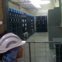 Photo taken at Russell Place Substation by . E. on 10/3/2012