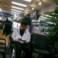 Photo taken at Lolo's Barber Shop by Benjamin W. on 10/27/2012