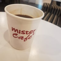 Photo taken at Mister Donut by chang t. on 1/31/2018