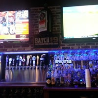 Photo taken at Brix Bar & Grill by James M. on 12/10/2012