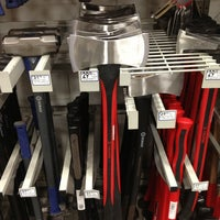 Photo taken at Lowe's Home Improvement by Staci L. on 1/12/2013