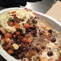 Photo taken at Chipotle Mexican Grill by Jasmine on 2/24/2013