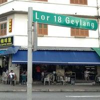 Photo taken at Lorong 18 Geylang by mash on 1/5/2013