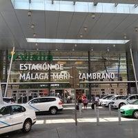 6/6/2013에 mash님이 Estación de Málaga-María Zambrano에서 찍은 사진