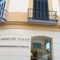 Photo taken at Fundación Picasso - Museo Casa Natal by mash on 6/6/2013