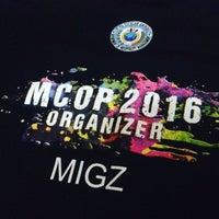 Photo taken at CEU Makati-GP SAC by Miggy P. on 10/7/2016