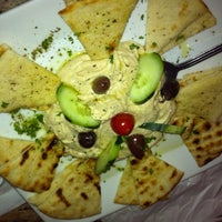 Photo taken at Mediterranean Grill & Pizzeria by Olga F. on 10/5/2013