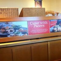 Photo taken at Panera Bread by Olga F. on 10/11/2013